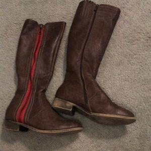 Francesca's Rider Boots